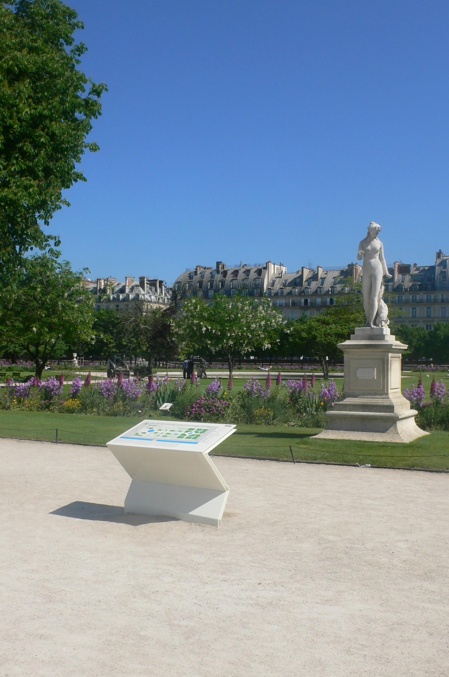 Laurent vi architecture signal tique du jardin des - Terrasse des feuillants jardin des tuileries ...
